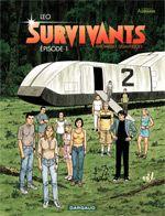 Survivants T1 : Anomalies quantiques (0), bd chez Dargaud de Léo
