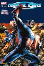 Marvel Icons - Hors série T17 : Captain America Reborn 1/2 - Renaissance (0), comics chez Panini Comics de Brubaker, Hitch, Guice, Mounts