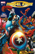 Marvel Icons - Hors série T18 : Captain America Reborn 2/2 - Renaissance (0), comics chez Panini Comics de Brubaker, Hitch, Ross, Guice, White, Mounts