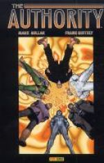The Authority (ancienne édition) – cycle 1, T2, comics chez Panini Comics de Millar, Adams, Weston, Quitely, Baron