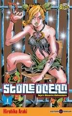 Jojo's Bizarre Adventure - Stone Ocean T1, manga chez Tonkam de Araki