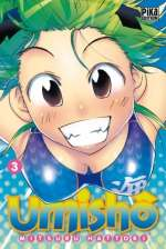 Umishô T3, manga chez Pika de Hattori