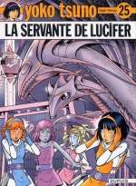 Yoko Tsuno T25 : La servante de Lucifer (0), bd chez Dupuis de Leloup, Léonardo