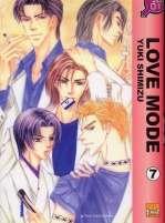 Love mode T7, manga chez Taïfu comics de Shimizu