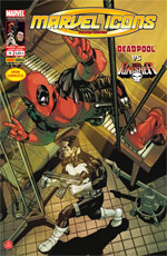 Marvel Icons - Hors série T19 : Deadpool vs. Punisher - Suicide kings (0), comics chez Panini Comics de Benson, Glass, Barbieri, Gracia, Mckone