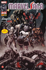 Marvel Saga – V 1, T8 : Punisher - Frankencastle (0), comics chez Panini Comics de Remender, Boschi, Brereton, Moore, Loughridge, Brown, Mckone