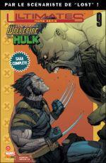 Ultimates – Hors série, T9 : Ultimate Wolverine vs. Hulk (0), comics chez Panini Comics de Lindelof, Yu, McCaig