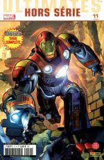 Ultimates – Hors série, T11 : Armor Wars - La guerre des armures (0), comics chez Panini Comics de Ellis, Kurth, Guru efx, Peterson