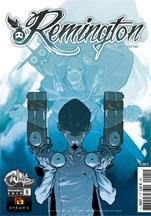 Remington T1 : Ush (1/4) (0), comics chez Ankama de Tot, Adrian