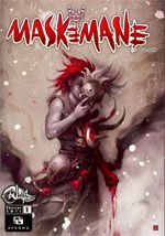 Maskemane T1, comics chez Ankama de Tot, Xzf, Studio 9, Briclot