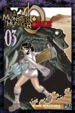 Monster Hunter orage – 1ère édition, T3, manga chez Pika de Mashima