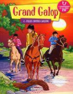 Grand galop T4 : Filles contre garçons (0), bd chez Delcourt de Collectif