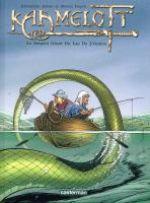 Kaamelott T5 : Le serpent géant du lac de l'ombre (0), bd chez Casterman de Astier, Dupré