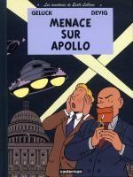 Les aventures de Scott Leblanc T2 : Menace sur Apollo (0), bd chez Casterman de Geluck, de Vigueri, Paganotto