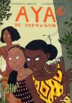Aya de Yopougon T6, bd chez Gallimard de Abouet, Oubrerie