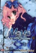 Momo la petite diablesse T2, manga chez Panini Comics de Sakai