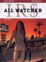 All watcher T5 : Mia Maï (0), bd chez Le Lombard de Desberg, Bourgne, Coquelicot, Pradelle