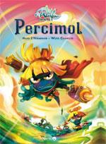 Wakfu Heroes T2 : Percimol (0), bd chez Ankama de L'Hermenier, Changjie
