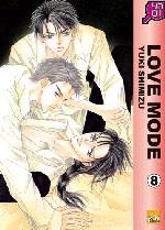 Love mode T8, manga chez Taïfu comics de Shimizu