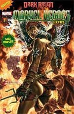 Marvel Heroes Extra T1 : Dark Reign : Elektra (0), comics chez Panini Comics de Wells, Mann, Hollingsworth, Bermejo