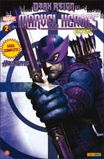 Marvel Heroes Extra T2 : Dark Reign : Hawkeye (0), comics chez Panini Comics de Diggle, Guinaldo, Raney, Guru efx, Chuckry, Langley
