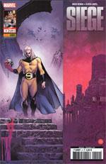 Siege T2, comics chez Panini Comics de Reed, Bendis, Samnee, Coipel, Wilson, Martin