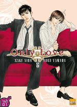 Only love, manga chez Taïfu comics de Aida, Yamada