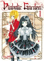 Diabolic garden T1, manga chez Ki-oon de Shiraki