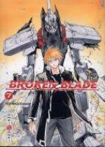 Broken Blade T7, manga chez Bamboo de Yoshinaga