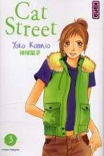 Cat street T3, manga chez Kana de Kamio