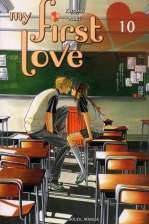 My First Love T10, manga chez Soleil de Aoki