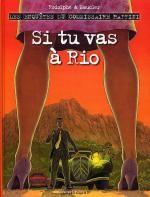 Les Enquêtes du commissaire Raffini T10 : Si tu vas à Rio (0), bd chez Desinge&Hugo&Cie de Rodolphe, Maucler
