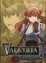 Valkyria chronicles - Gallian chronicles T1, manga chez Soleil de Kito