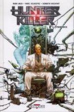 Hunter Killer T4 : Cyberforce (0), comics chez Delcourt de Waid, Rocafort