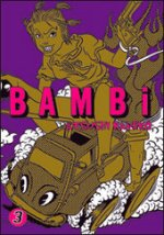 Bambi T3, manga chez IMHO de Kaneko