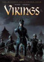 Vikings T2, bd chez Soleil de Weber, Sieurac, Rieu