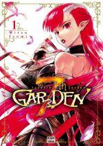 7th garden T1, manga chez Delcourt Tonkam de Izumi