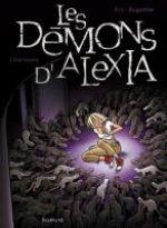 Les démons d'Alexia T7 : Chair humaine (0), bd chez Dupuis de Dugomier, Ers, Smulkowski