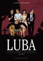 Luba T2, comics chez Delcourt de Hernandez