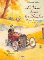 Le vent dans les saules T2 : Auto, Crapaud, Blaireau (0), bd chez Delcourt de Plessix