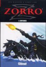 Zorro T2 : Noyades (0), bd chez Glénat de Mcgregor, Lima, de Miranda