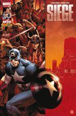 Siege T3, comics chez Panini Comics de Reed, Bendis, Samnee, Coipel, Wilson, Martin