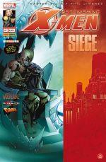 Astonishing X-Men T67 : Necrosha (0), comics chez Panini Comics de Liu, Kyle, Way, Ellis, Yost, Swierczynski, Guzman, Jimenez, Camuncoli, Crain, d' Armata, Gracia, Mason, Larroca