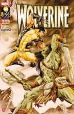 Wolverine (revue) T203 : Sept contre un (1) (0), comics chez Panini Comics de Aaron, Way, Braithwaite, Smith, Troy