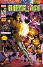 Marvel Saga – V 1, T9 : La guerre de Fatalis - Doomwar (0), comics chez Panini Comics de Maberry, Eaton, Beaulieu, Romita Jr