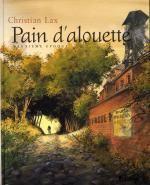 Pain d'Alouette T2, bd chez Futuropolis de Lax