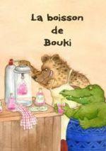 La Boisson de Bouki, bd chez GRAD de Longet