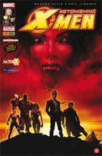 Astonishing X-Men T68 : Le mot pour rire (0), comics chez Panini Comics de Yost, Kyle, Ellis, Smith, Andrasofszky, Walta, Manco, Jimenez, Santolouco, Crain, Roberson, d' Armata, SotoColor