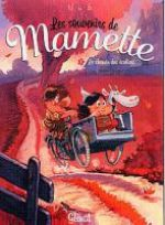 Les Souvenirs de Mamette T2 : Le Chemin des écoliers (0), bd chez Glénat de Nob
