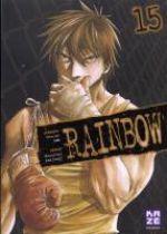 Rainbow - 2nd édition T15, manga chez Kazé manga de Abe, Kakizaki